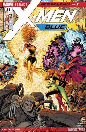 X-Men - Blue # 13 Issues (2017 - 2018)