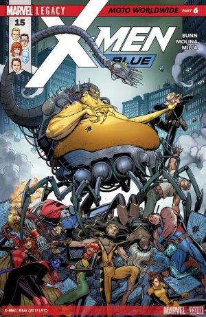 X-Men - Blue # 15 Issues (2017 - 2018)