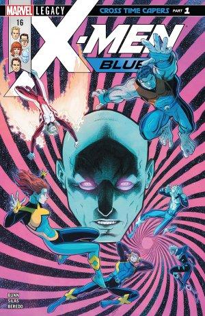 X-Men - Blue # 16 Issues (2017 - 2018)
