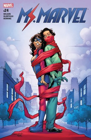 Ms. Marvel # 24 Issues V4 (2015 - 2019)