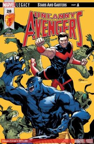 Uncanny Avengers # 28 Issues V3 (2015 - 2017)