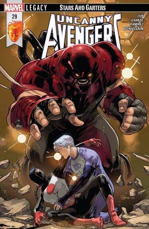Uncanny Avengers # 29 Issues V3 (2015 - 2017)