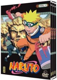 Naruto édition Coffret Slimpack