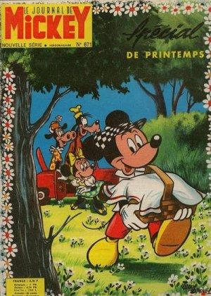 Le journal de Mickey 671