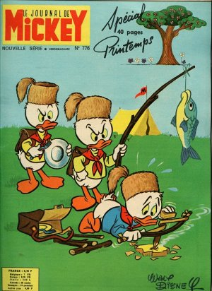 Le journal de Mickey 776