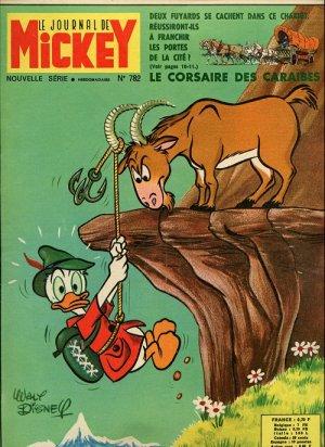 Le journal de Mickey 782