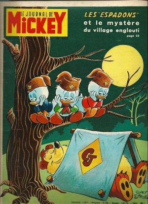 Le journal de Mickey 1038