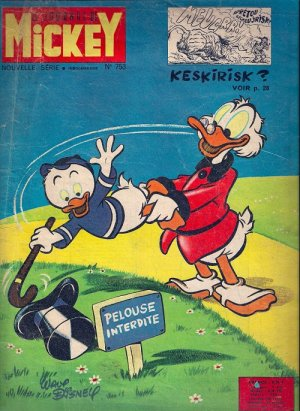 Le journal de Mickey 753