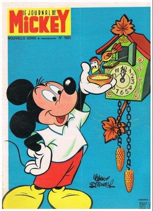 Le journal de Mickey 1022