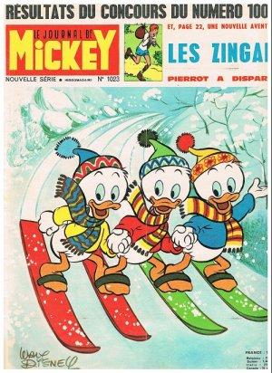 Le journal de Mickey 1023