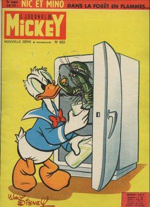 Le journal de Mickey 633