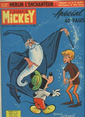 Le journal de Mickey 652