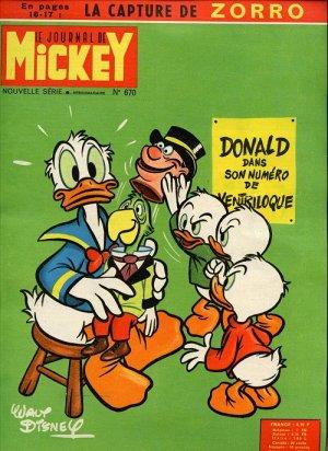 Le journal de Mickey 670
