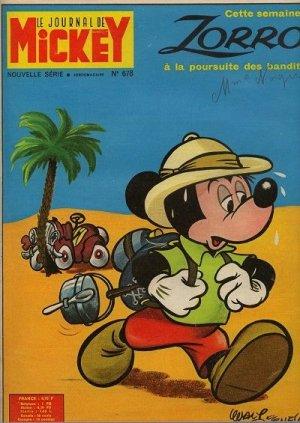 Le journal de Mickey 678