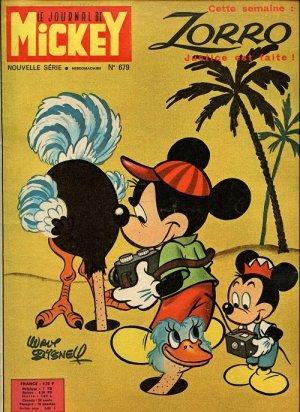 Le journal de Mickey 679