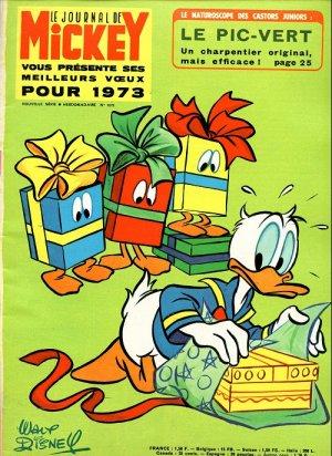 Le journal de Mickey 1072