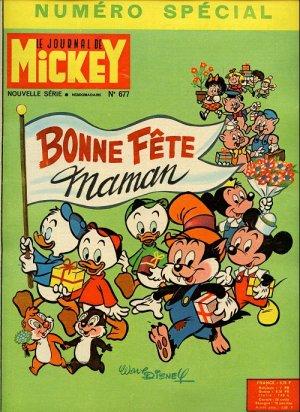 Le journal de Mickey 677