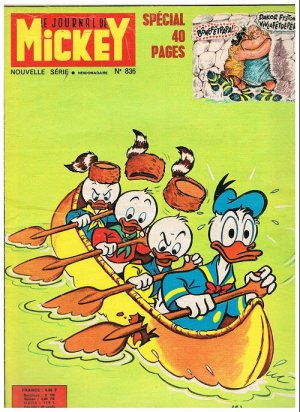 Le journal de Mickey 836