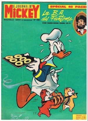 Le journal de Mickey 850