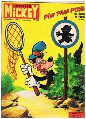 Le journal de Mickey 886