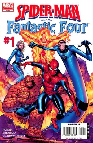 Spider-Man Et Fantastic Four # 1 Issues - Spider-Man and The Fantastic Four (2007)