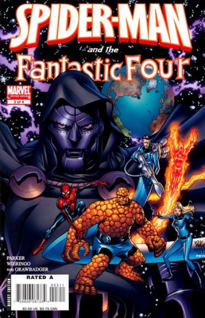 Spider-Man Et Fantastic Four # 3 Issues - Spider-Man and The Fantastic Four (2007)