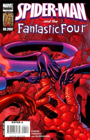Spider-Man Et Fantastic Four # 4 Issues - Spider-Man and The Fantastic Four (2007)