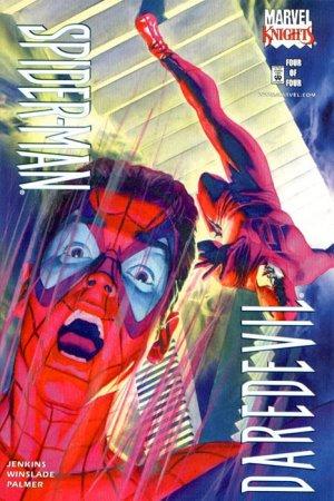 Daredevil / Spider-Man # 4 Issues (2001)