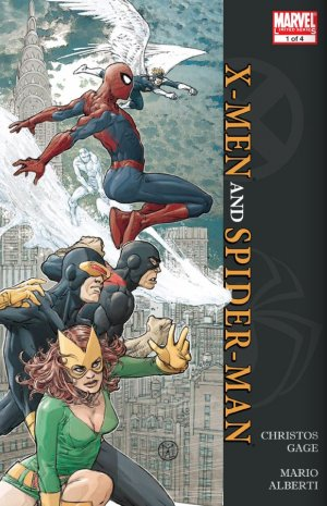 X-Men / Spider-Man édition Issues (2009)