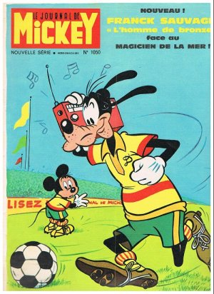 Le journal de Mickey 1050