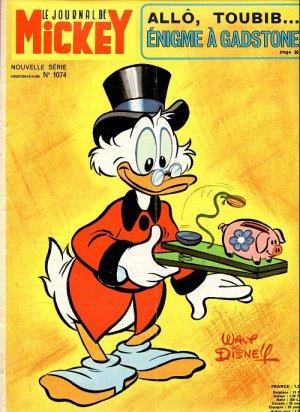 Le journal de Mickey 1074