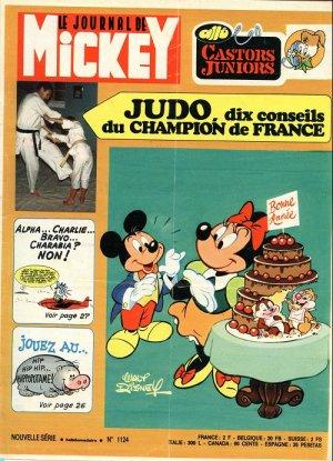 Le journal de Mickey 1124