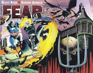 Ghost Rider / Captain America - Fear édition Issues