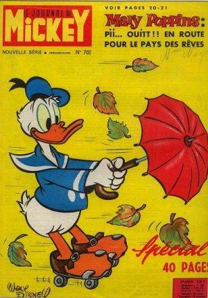 Le journal de Mickey 702
