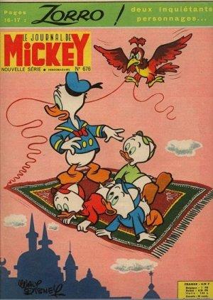 Le journal de Mickey 676