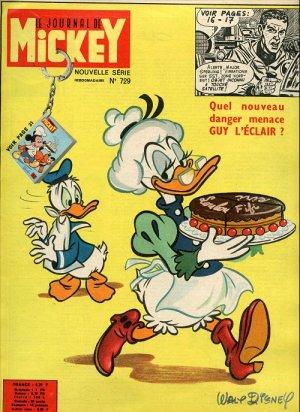 Le journal de Mickey 729