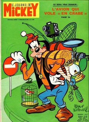 Le journal de Mickey 1079