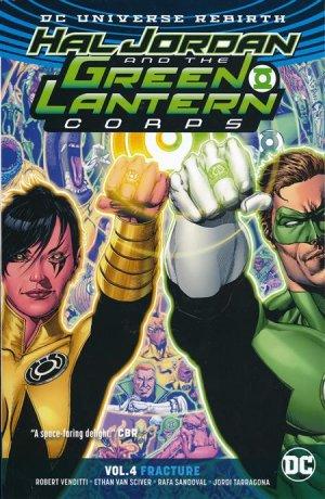 Green Lantern Rebirth 4