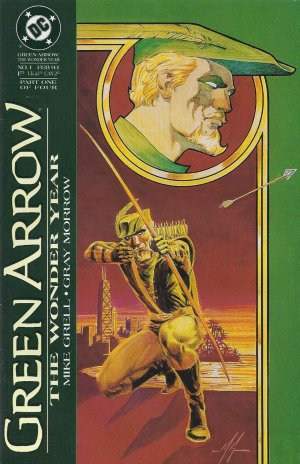 Green Arrow - The Wonder Year édition Issues (1993)