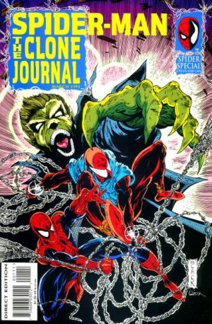 Spider-Man - The Clone Journal # 1 Issues (1995)