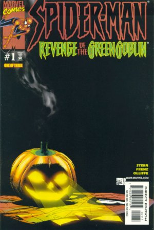Spider-Man - Revenge of the Green Goblin édition Issues (2000)