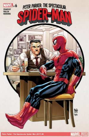 Peter Parker - The Spectacular Spider-Man 6 - My Dinner with Jonah