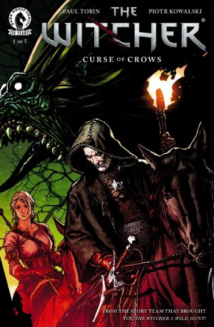 The Witcher - La Malédiction des Corbeaux édition Issues (2016 - 2017)