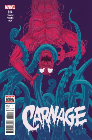 Carnage # 14 Issues V2 (2015 - 2017)