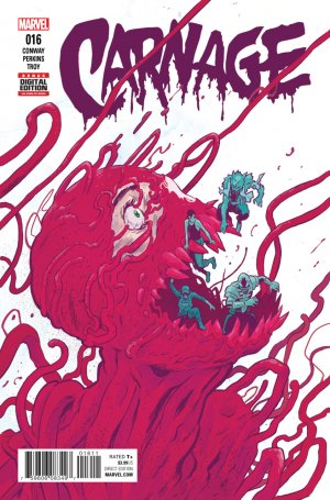 Carnage # 16 Issues V2 (2015 - 2017)