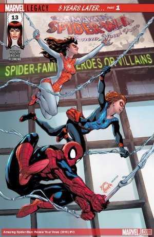Amazing Spider-Man - Renew Your Vows # 13 Issues V2 (2016 - 2018)