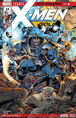 X-Men - Gold # 13 Issues V2 (2017 - 2018)
