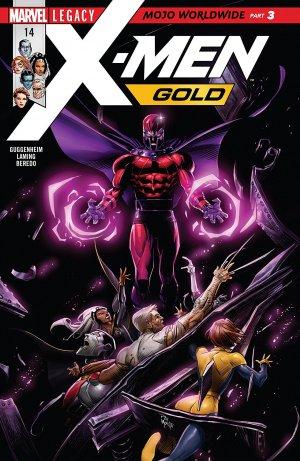 X-Men - Gold # 14 Issues V2 (2017 - 2018)