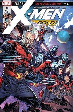 X-Men - Gold # 16 Issues V2 (2017 - 2018)