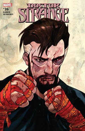 Docteur Strange # 26 Issues V7 (2015 - 2017)